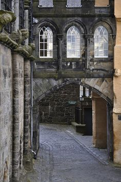 Stirling Castle,Scotland.