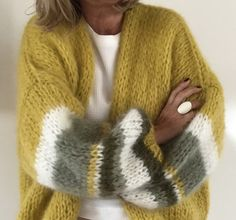 PureMe is a fashionlabel Premium handmade knitwear Designed by me, made for you.Cuddly and cosy Crochet Cardigan, Crochet Shawl, Knit Crochet, Knitwear Fashion, Knit Fashion, Fashion Fashion, New Fashion Style, Winter Fashion, Fashion Outfits