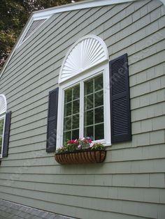 Vinyl Siding Victorian Window Retrofit Full Folk