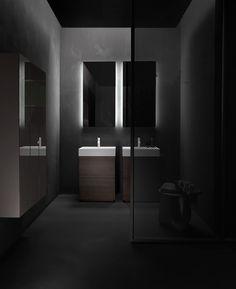 Scarica il catalogo e richiedi prezzi di #Pure | mobile lavabo doppio by #falper, mobile lavabo in #legno con cassetti Vanity units Trend #Bathroom #design #bathroomdesign #bathroomdesignideas #arredobagno #furniture #mobili #wood #wooden #washbasin