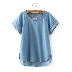 casual blue blouse - Google Search