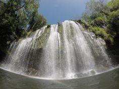 Cataratas del Llano de Cortez. Guanacaste, Costa Rica. #GoPro