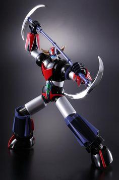 UPDATED Super Robot Chogokin - Grendizer | CollectionDX