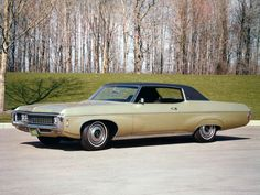 1967 Chevrolet Caprice wallpaper