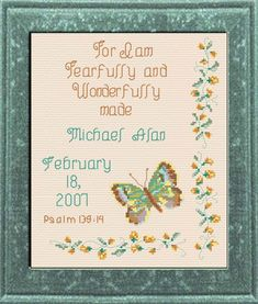 Thrilling Designing Your Own Cross Stitch Embroidery Patterns Ideas. Exhilarating Designing Your Own Cross Stitch Embroidery Patterns Ideas. Crochet Borders, Cross Stitch Borders, Cross Stitch Baby, Cross Stitch Kits, Cross Stitch Designs, Cross Stitching, Cross Stitch Embroidery, Embroidery Patterns, Cross Stitch Patterns