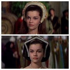 Anne of the thousand days.