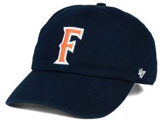 Cal State Fullerton Titans NCAA College World Series '47 CLEAN UP Cap Hats