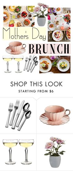 """""""#mothersdaybrunch"""" by hellodollface ❤ liked on Polyvore featuring interior, interiors, interior design, home, home decor, interior decorating, Anthropologie, Pavilion Broadway and MothersDayBrunch"""