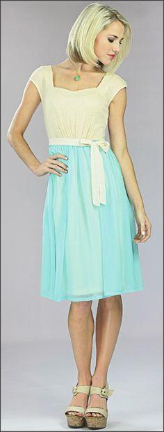 Julia *Will not ship until 4/29/13* [MDS002] - $64.99 : Mikarose Fashion, Reinventing Modest Fashion