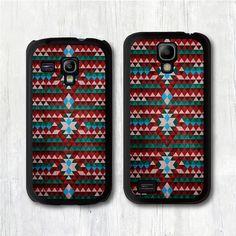 Red And Green Samsung Galaxy s4 mini case Galaxy s3 от EgaCase, $6.99