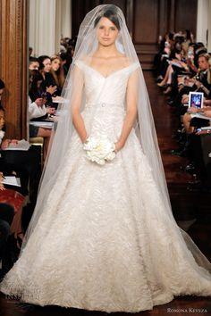 romona keveza 2012 couture bridal
