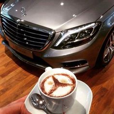 Mercedes Benz Latte