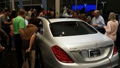 Unveiling of S-Class and CLA