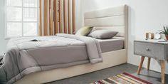 Tempat Tidur Eleanor Storage, Tempat Tidur Kamar Tidur Terbaru | Fabelio ® Furniture Collection, The Good Place, King, Storage, Bed, Shopping, Interior, Home Decor, Products