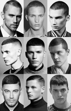 http://chicerman.com themetropolitano: The Buzz Cut: Classic and unquestionably masculine http://ift.tt/1GwfVx4 #menscasual