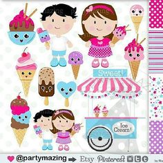Life is sweet!!! I love this new clipart set i want to eat all the Ice cream  Only in my etsy shop. #clipartset #drawing #illustration #etsyonsale #etsysale #etsyshop #plannerstickers #plannercommunity  #plannerjunkie #plannergoodies #plannergirl #clipart