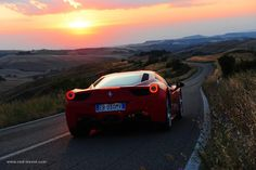 Italia in Ferrari - Italia in Maserati