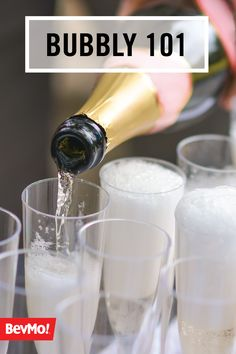 Champagne, Cava, Prosecco, oh my! With so many varieties of effervescence to choose from, this guide on Bubbly 101 can help you navigate these celebratory waters. Learn everything you need to know about wine characteristics, serving tips, and even how best to open a bottle.