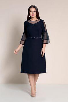 1960s Fashion, Fashion Sewing, Curvy Girl Fashion, Plus Size Fashion, Grad Dresses, Short Dresses, Looks Plus Size, Cocktail Gowns, Comfortable Fashion