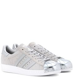 Buy it now. Superstar Leather Sneakers. Superstar Grey Leather Sneakers By Adidas Originals , deportivas, sport, deporte, deportivo, fitness, deportivos, deportiva, deporte, courtvantage, stansmith, superstar, tubularviral, zx700, sueladentada, furylite, matrix, zxflux, mood, missstan, trainers, sporty, plimsoll. Gray Adidas originals  basic sneakers  for woman.