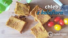 Chleb warzywny z kalafiora Smoothies Vegan, Vegan Recipes, Vegan Meals, French Toast, Bbq, Pizza, Eggs, Cooking, Breakfast