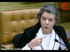 "Carmem Lúcia, Presidente do STF: ""Caixa 2 é crime!"""