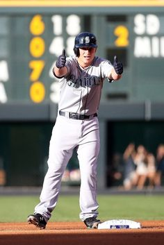 Kyle Seager, SEA// Aug 2015 at COL