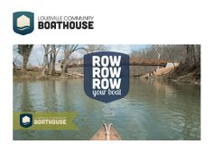 The spring 2013 Design for Public Issues class worked with the Louisville Community Boathouse to create identity and visual communications materials from logo, to posters, to maps, and more.