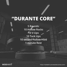 5 Rounds for Time: 10 Hollow Rocks; 10 Tuck Ups; 10 second Hollow Hold; Crossfit Abs, Crossfit Workouts At Home, Wod Workout, Six Pack Abs Workout, Abs Workout Routines, Fit Board Workouts, Crossfit Women, Ab Workouts, Kettlebell Training