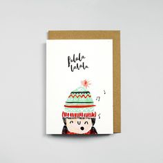 I've added a whole bunch of new products to my @etsyuk shop including some new Christmas cards. Read more by following the link in my profile #christmas #christmascards #prints #wallart #etsy #shopthelovelydrawer #watercolour #illustration #brushlettering