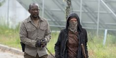 The Walking Dead: Lennie James teases possibility of a romance between Morgan and Carol in season seven