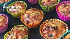 Kahvaltılık Muffin Tarifi nasıl yapılır? Kahvaltılık Muffin Tarifi'nin malzemeleri, resimli anlatımı ve yapılışı için tıklayın. Yazar: Elif'in Marifetleri