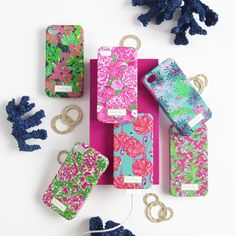 Lilly Pulitzer iPhone 4 Cases
