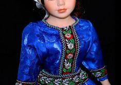 Predám nové Slovenské krojované bábiky Blouse, Handmade, Tops, Women, Fashion, Moda, Hand Made, Fashion Styles, Blouses