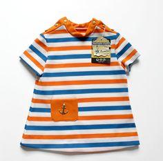 VINTAGE 60's / enfant / robe trapèze / style par Prettytidyvintage