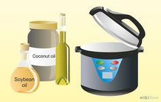 Olivenölseife herstellen