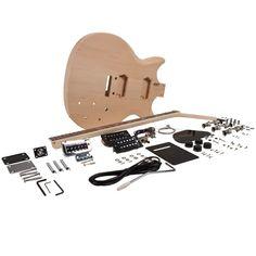 SADIYG-11 - Premium PRS Style DIY Electric Guitar Kit