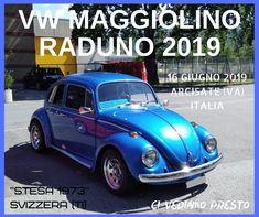 VW Maggiolino 1300 RADUNO - Arcisate (VA), Italia 16 giugno 2019  #AliceChl #VWMaggiolino #STESA1973 Cars, Vehicles, Italia, Autos, Car, Car, Automobile, Vehicle, Trucks