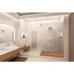 Tarima ducha madera teca PEFC