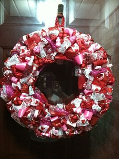 Valentine's Wreath//