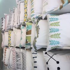 Having fun with the Bed Linens in the guest room shows your visitors you are glad to host them! NIBA Designs patterns make for beautiful customizable bed linens.
