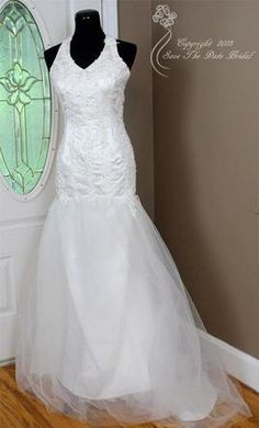 Other, find it on PreOwnedWeddingDresses.com $185 New with tags/unaltered size 18