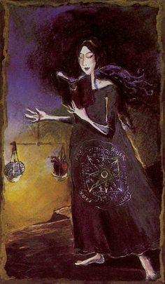 XI Justice by Katalin Szegedi Tarot Le Tarot, Fortune Telling Cards, Cartomancy, Destiny's Child, Major Arcana, Picture Cards, Tarot Decks, Deck Of Cards, Tarot Cards