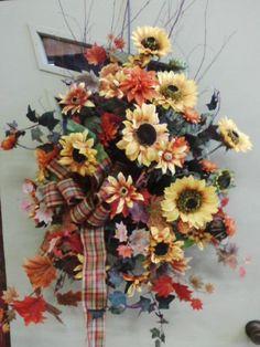 Fall Pocket Wreath...