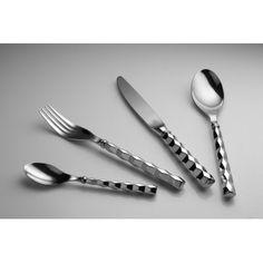 Príbor SOLA Cubism Style, 24 dielna sada Cubism, Flatware, Tableware, Style, Swag, Cutlery Set, Dinnerware, Tablewares, Dishes