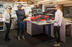 Wacom and Magic Leap are creating an optimistic vision of the future of productivity Ar Augmented Reality, Two's Company, Wacom Intuos, Listening To Music, Tool Design, Productivity, Two By Two, Magic, Future