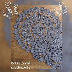 Trendy Crochet For Beginners Kitchens Ideas Crochet Dollies, Crochet Diy, Crochet Mandala, Crochet Home, Filet Crochet, Crochet Flowers, Crochet Motif Patterns, Crochet Squares, Crochet Designs