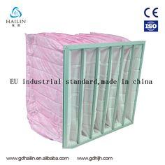 6 bag air filter