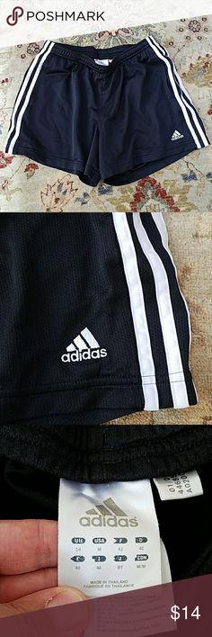 Adidas Girls Black Shorts size M/ 14 Great condition adidas Bottoms Shorts