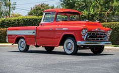1957 Chevrolet Cameo Pickup Truck